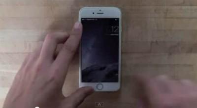 Kocak! Ini Video Cara Perbaiki iPhone 6 Plus yangBengkok